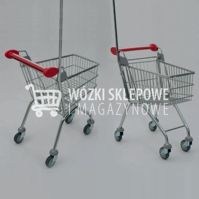 Akcesoria do wózków sklepowych