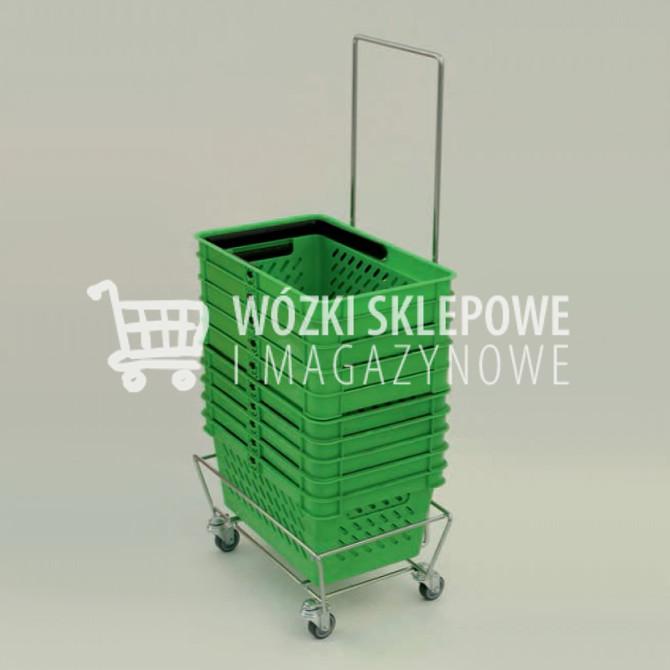Wózki sklepowe WKS-25