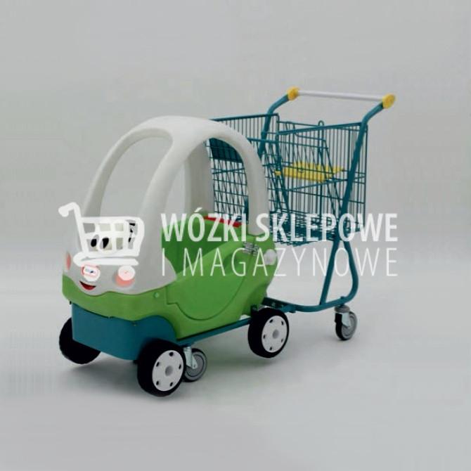 Wózki sklepowe Kid Car