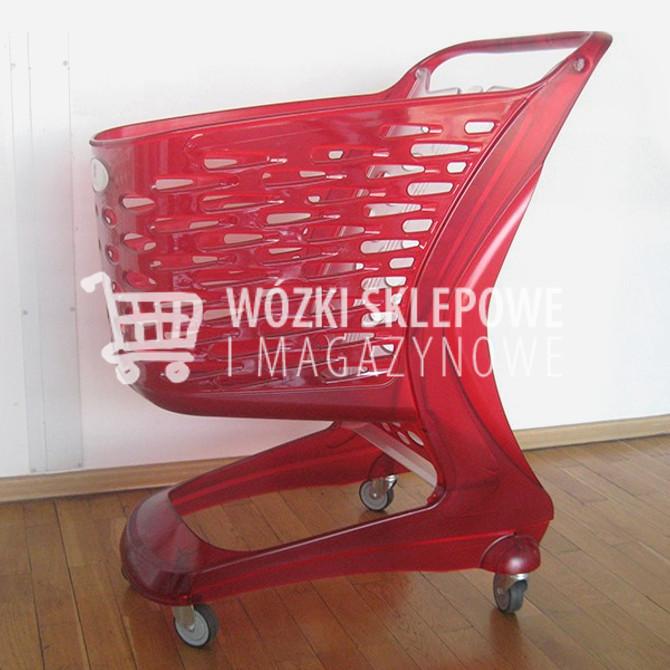Wózek sklepowy Glamour Mini
