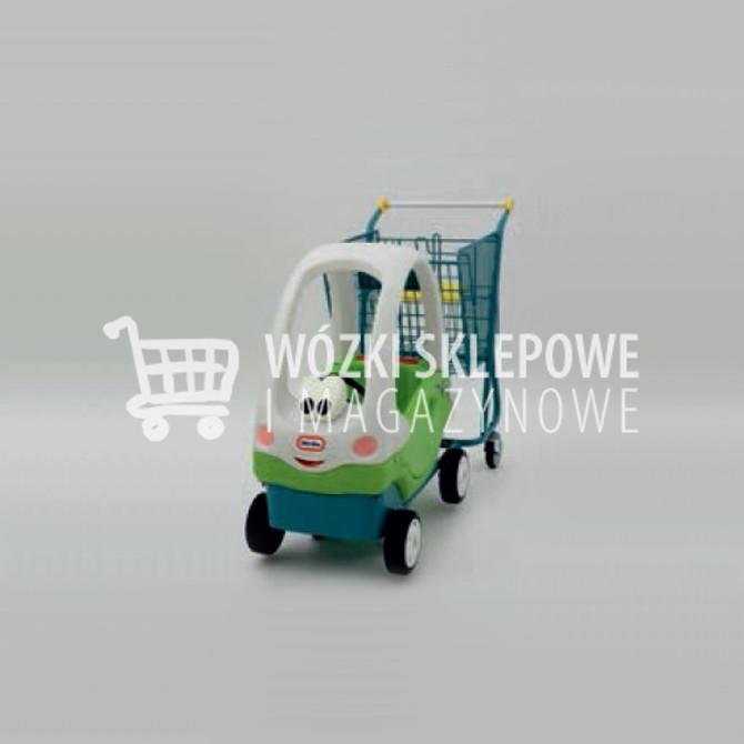 Wózki sklepowe dziecięce