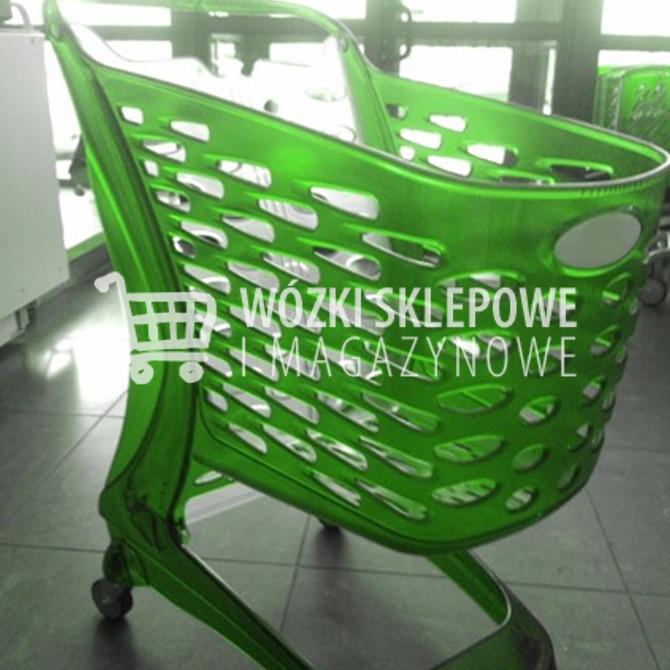 Wózki sklepowe Glamour Mini
