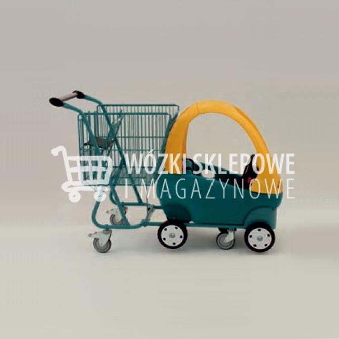 Wózki sklepowe zakupowe