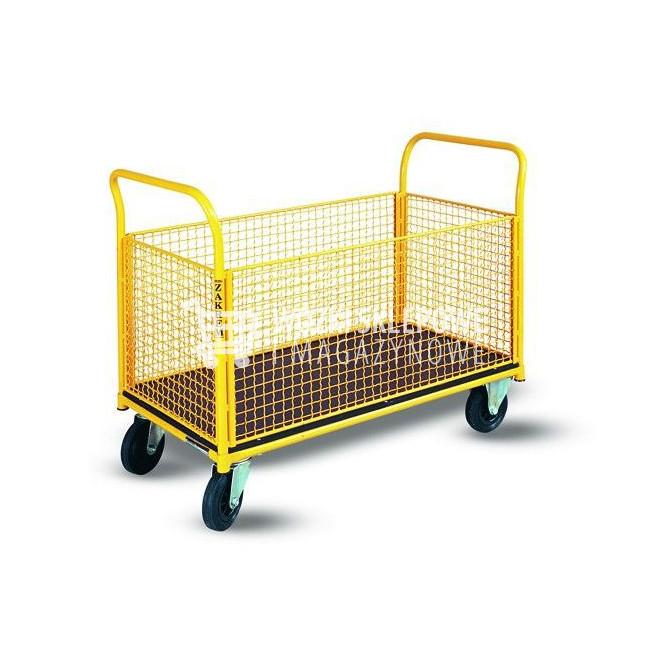 Wózki transportowe platformowe