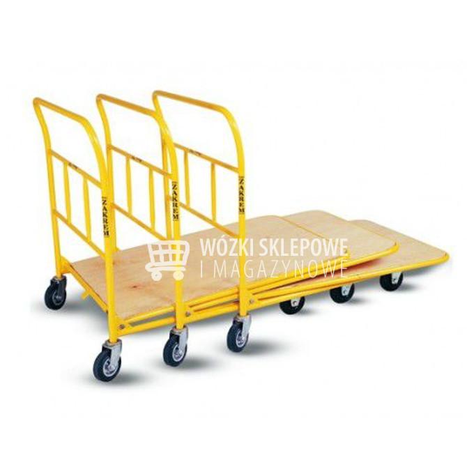 Wózki z platformą